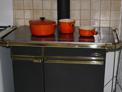 kitchen range