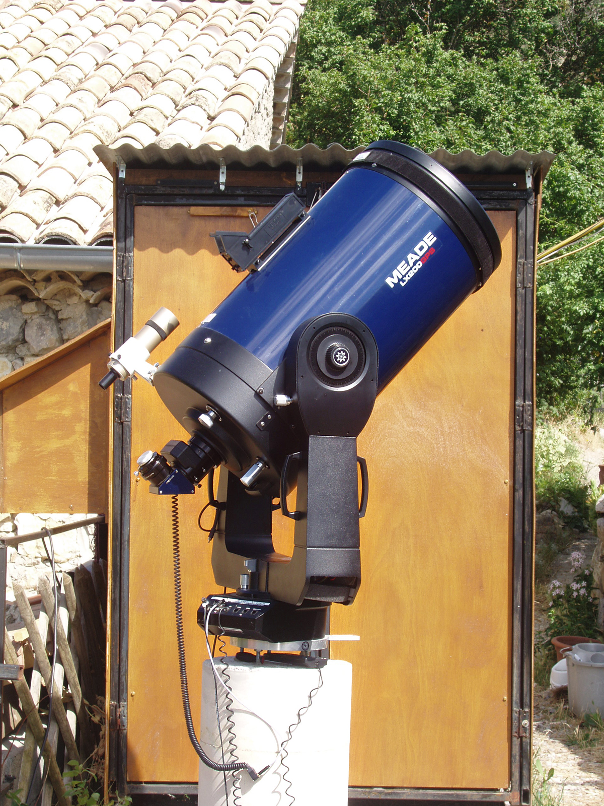 Alan Longstaff Telescope